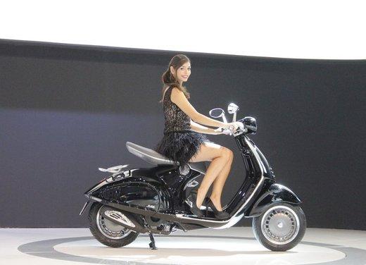Piaggio Vespa 946: la scooter Piaggio di lusso in vendita nella primavera 2013 - Foto 3 di 32