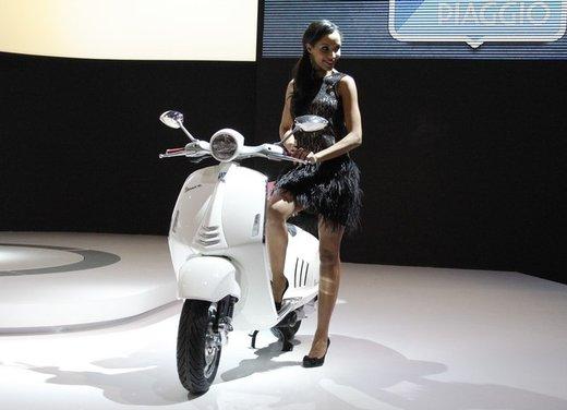 Piaggio Vespa 946: la scooter Piaggio di lusso in vendita nella primavera 2013 - Foto 6 di 32