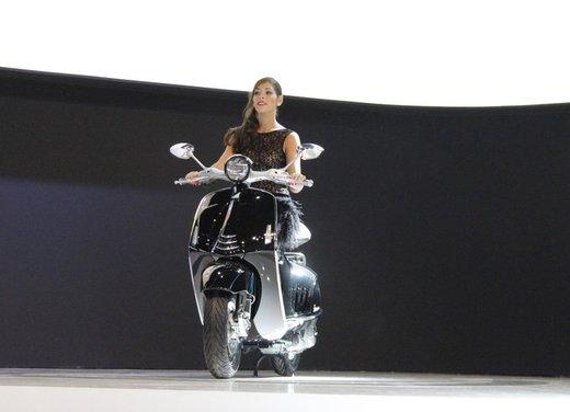 Piaggio Vespa 946: la scooter Piaggio di lusso in vendita nella primavera 2013 - Foto 9 di 32