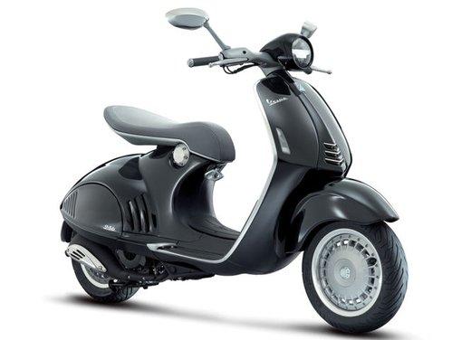 Piaggio Vespa 946: la scooter Piaggio di lusso in vendita nella primavera 2013 - Foto 28 di 32