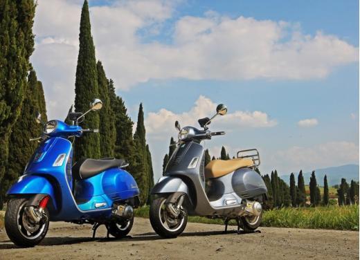 Vespa GTS 300 test ride - Foto 4 di 24