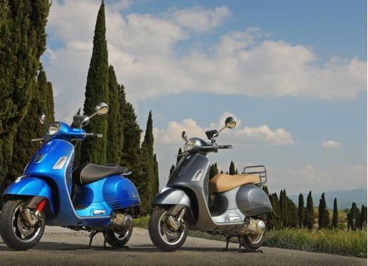 Vespa GTS 300 test ride - Foto 5 di 24