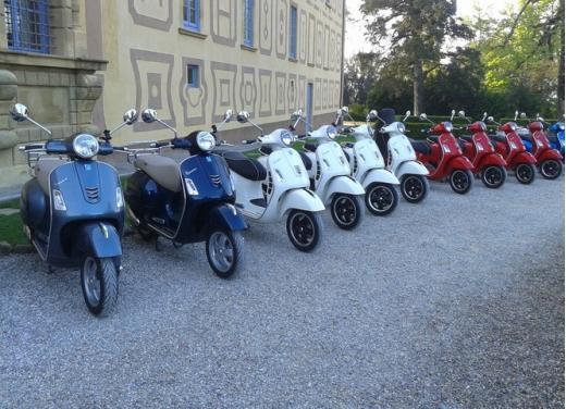 Vespa GTS 300 test ride - Foto 6 di 24
