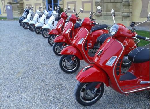 Vespa GTS 300 test ride - Foto 7 di 24