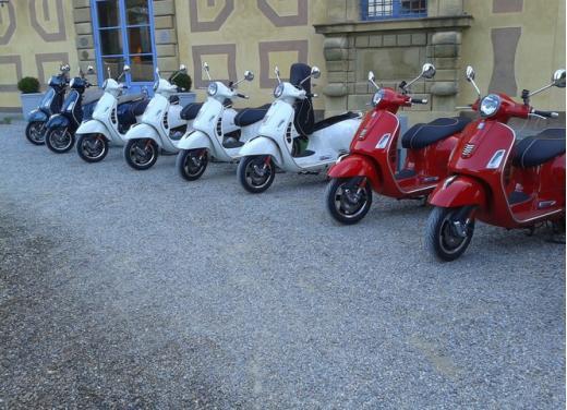 Vespa GTS 300 test ride - Foto 8 di 24