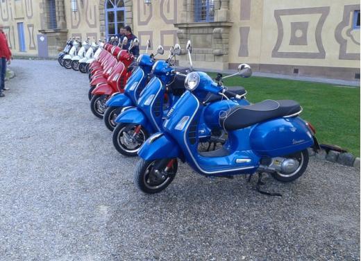 Vespa GTS 300 test ride - Foto 9 di 24