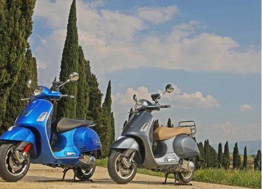 Vespa GTS 300 test ride - Foto 10 di 24