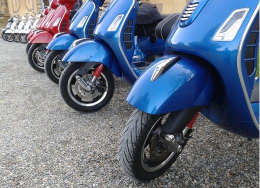 Vespa GTS 300 test ride - Foto 11 di 24