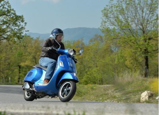 Vespa GTS 300 test ride - Foto 21 di 24