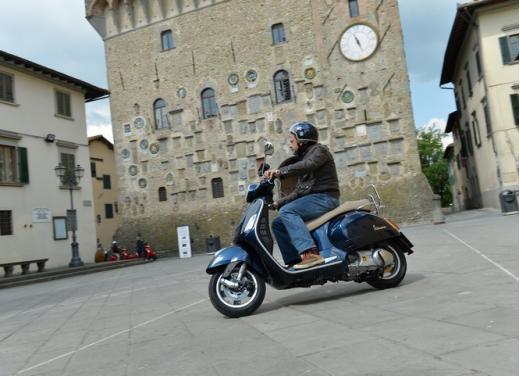 Vespa GTS 300 test ride - Foto 22 di 24