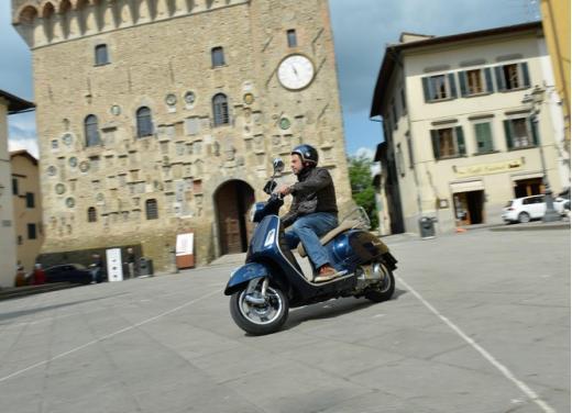 Vespa GTS 300 test ride - Foto 23 di 24