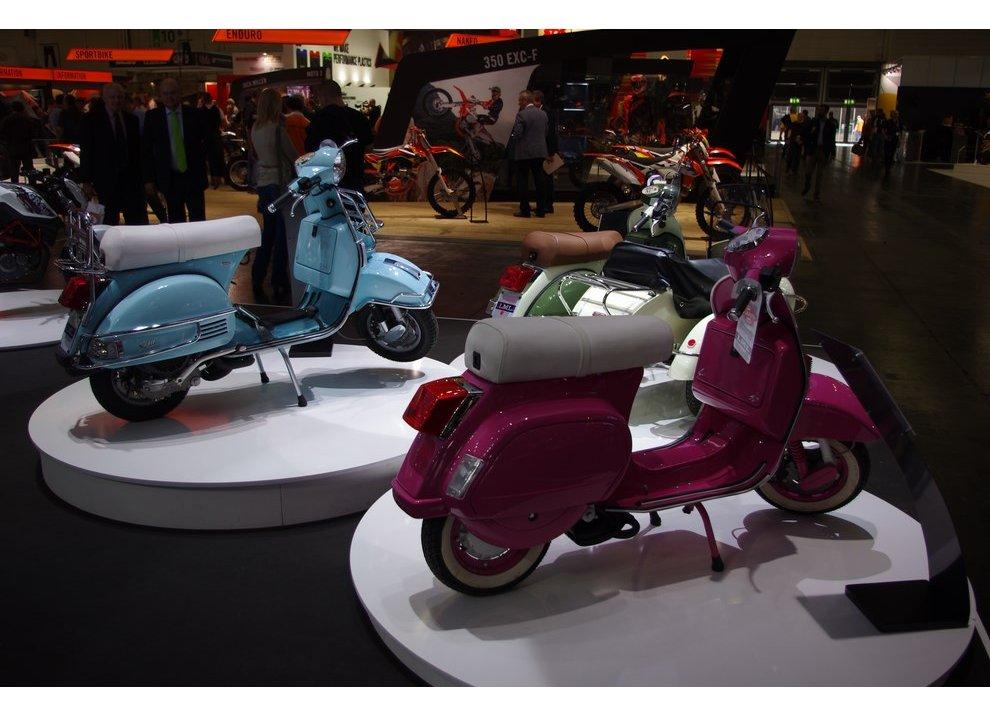Vespa, tanti scooter simili alla mitica due ruote italiana