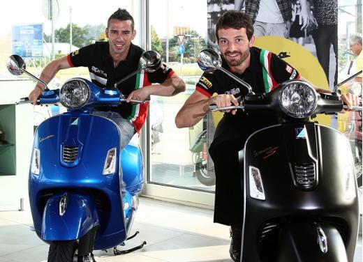 Vespa World Days 2014: a Mantova l'edizione dei record - Foto 2 di 17