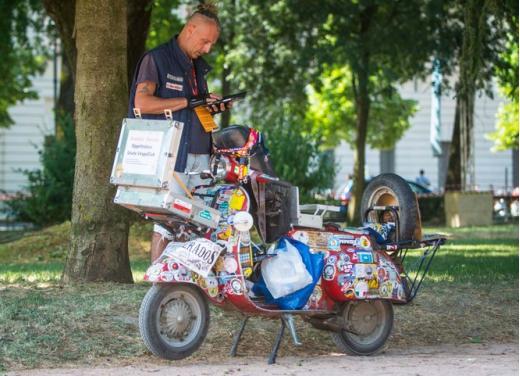 Vespa World Days 2014: a Mantova l'edizione dei record - Foto 6 di 17