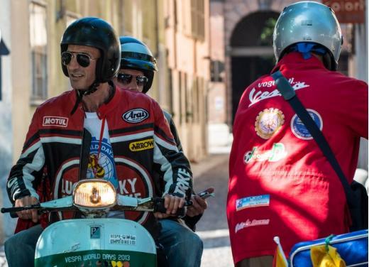 Vespa World Days 2014: a Mantova l'edizione dei record - Foto 7 di 17