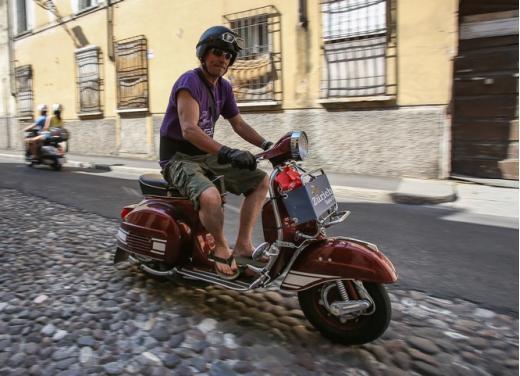 Vespa World Days 2014: a Mantova l'edizione dei record - Foto 8 di 17