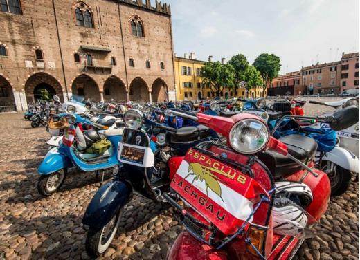 Vespa World Days 2014: a Mantova l'edizione dei record - Foto 10 di 17