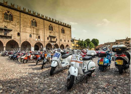 Vespa World Days 2014: a Mantova l'edizione dei record - Foto 11 di 17