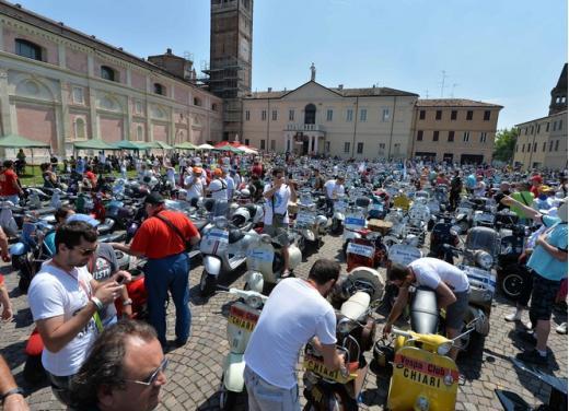 Vespa World Days 2014: a Mantova l'edizione dei record - Foto 17 di 17