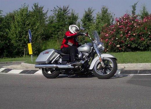 Harley-Davidson Dyna Switchback: un cuore, due moto - Foto 17 di 25