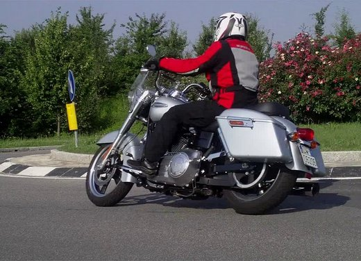 Harley-Davidson Dyna Switchback: un cuore, due moto - Foto 19 di 25