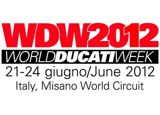 World Ducati Week 2012: Ducati Diavel Carbon in palio - Foto 1 di 14