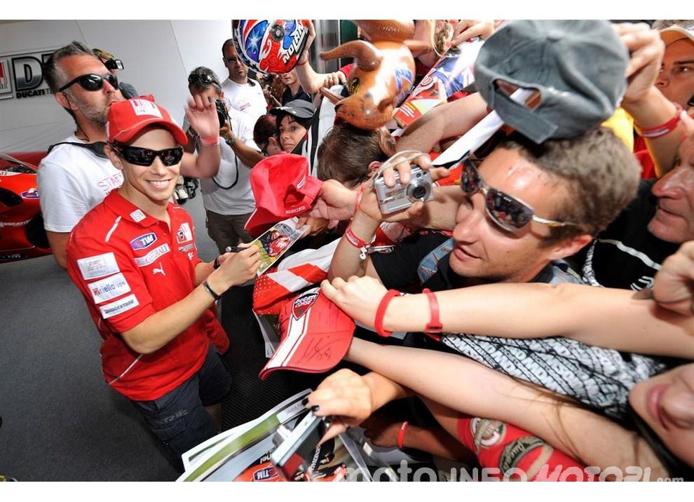 WDW 2016 a Misano per il 90° Ducati: ci sarà anche Casey Stoner - Foto 2 di 14