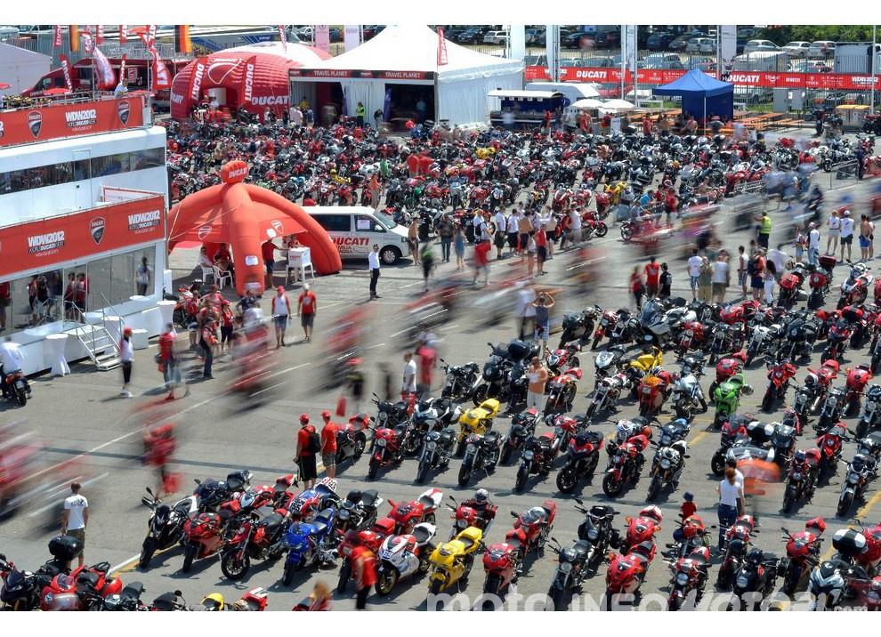 WDW 2016: Dall'1 al 3 luglio, i Ducatisti a Misano per la festa di Borgo Panigale - Foto 8 di 28