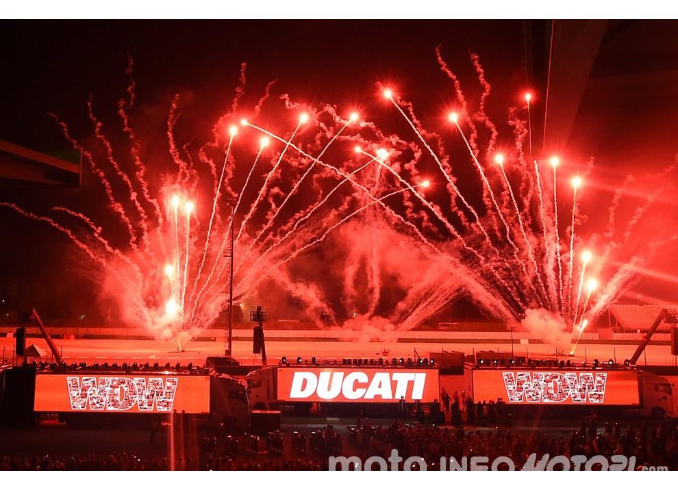 WDW 2016: Dall'1 al 3 luglio, i Ducatisti a Misano per la festa di Borgo Panigale - Foto 1 di 28