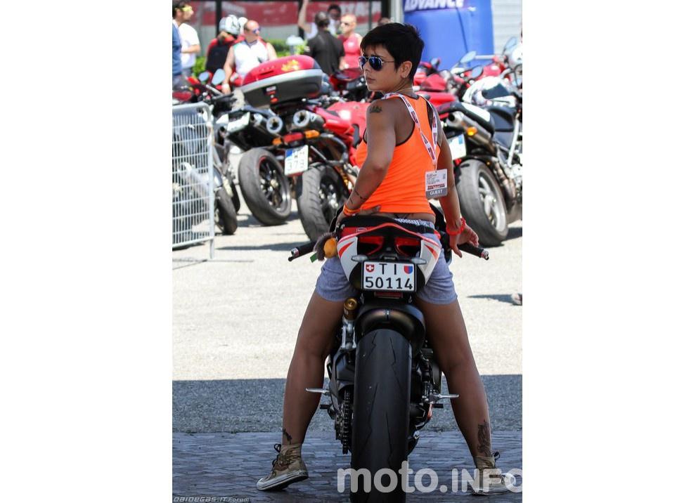 WDW 2016: Dall'1 al 3 luglio, i Ducatisti a Misano per la festa di Borgo Panigale - Foto 13 di 28