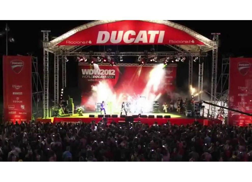 WDW 2016: Dall'1 al 3 luglio, i Ducatisti a Misano per la festa di Borgo Panigale - Foto 28 di 28