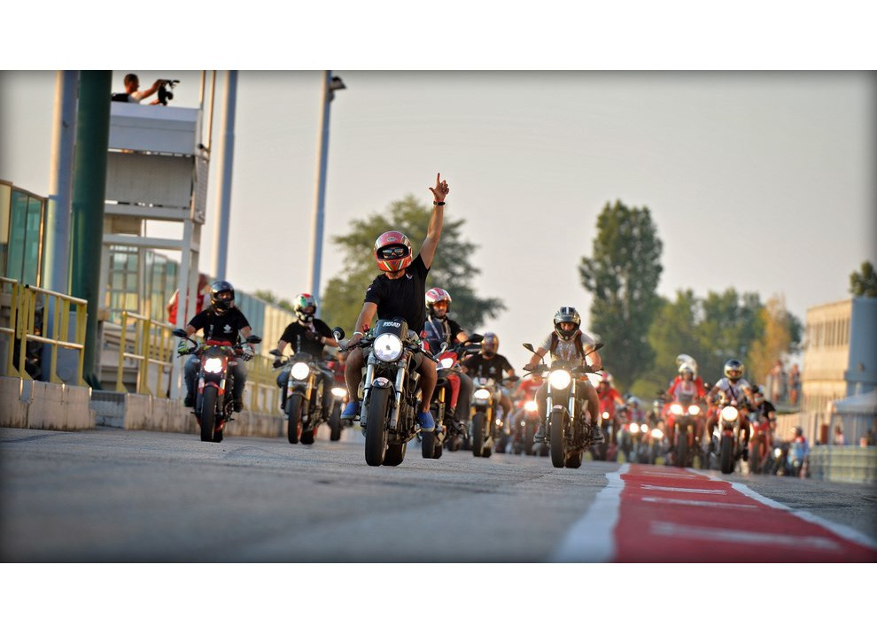 WDW 2016: Dall'1 al 3 luglio, i Ducatisti a Misano per la festa di Borgo Panigale - Foto 24 di 28