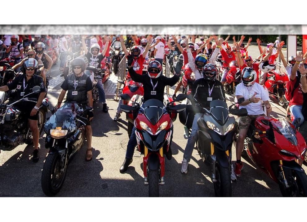 WDW 2016: Dall'1 al 3 luglio, i Ducatisti a Misano per la festa di Borgo Panigale - Foto 9 di 28