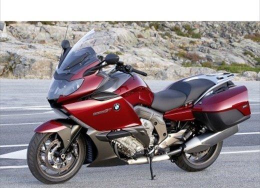 BMW moto novità 2011 - Foto 7 di 26