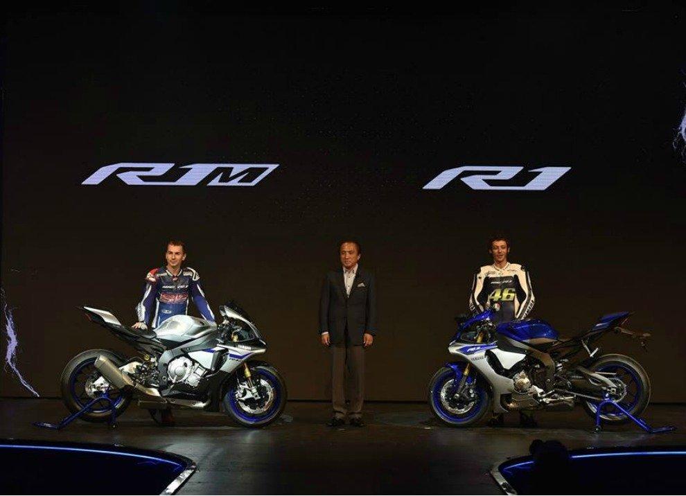 Yamaha annuncia i prezzi delle supersportive YZF-R1 ed YZF-R1M - Foto 2 di 5
