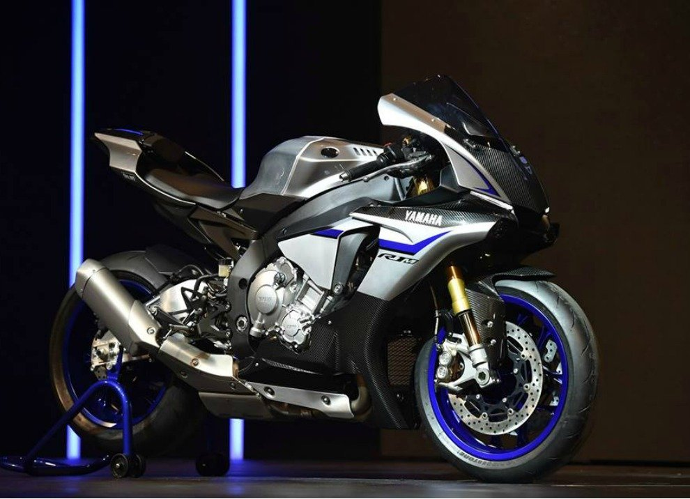 Yamaha annuncia i prezzi delle supersportive YZF-R1 ed YZF-R1M - Foto 1 di 5