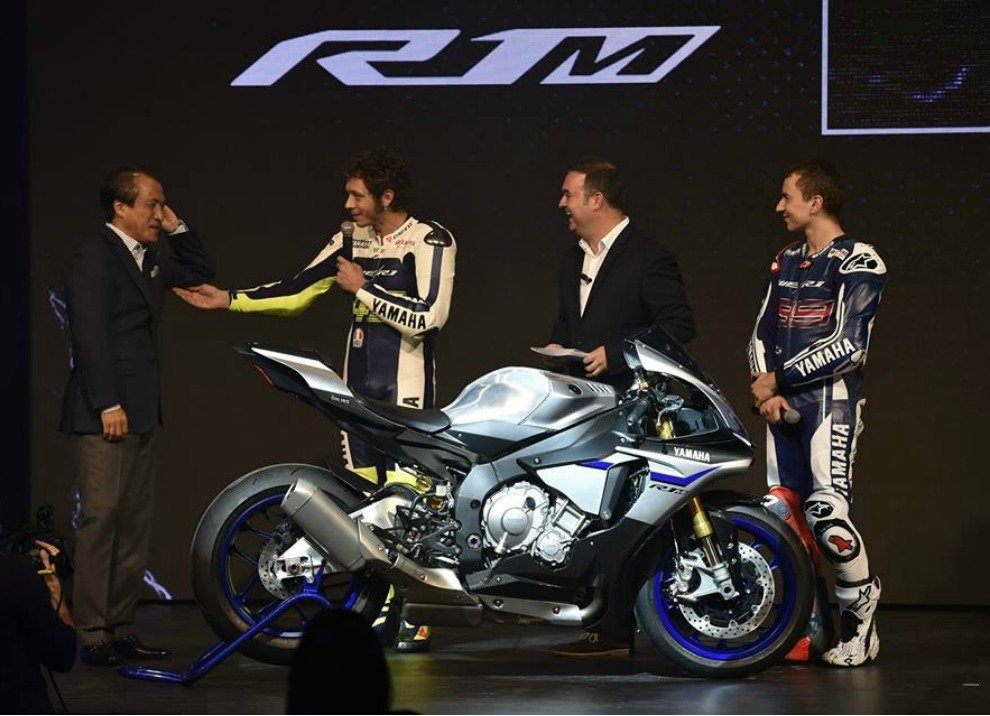 Yamaha annuncia i prezzi delle supersportive YZF-R1 ed YZF-R1M - Foto 3 di 5