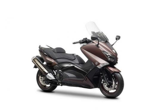 Yamaha Bronze Max 2014, il maxiscooter TMax in edizione limitata