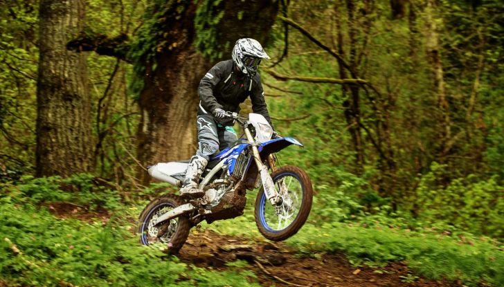 Yamaha Enduro Pro-Tour: prova tu! - Foto 1 di 5