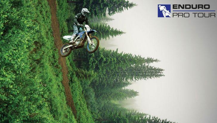 Yamaha Enduro Pro-Tour: prova tu! - Foto 4 di 5