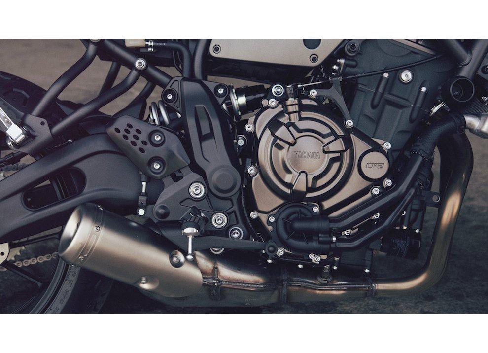 Yamaha Faster Sons XSR700 Euro4, svelato il prezzo - Foto 6 di 30