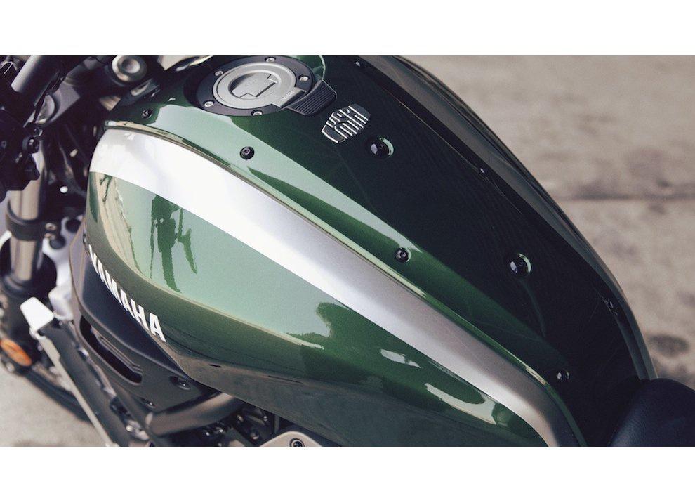 Yamaha Faster Sons XSR700 Euro4, svelato il prezzo - Foto 5 di 30