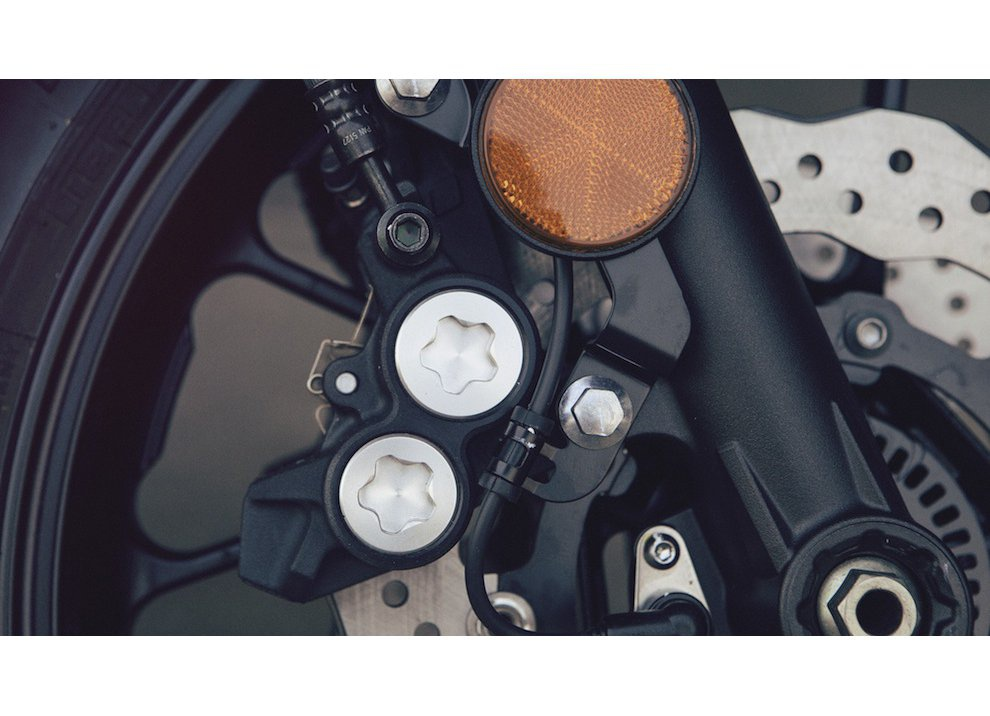 Yamaha Faster Sons XSR700 Euro4, svelato il prezzo - Foto 12 di 30