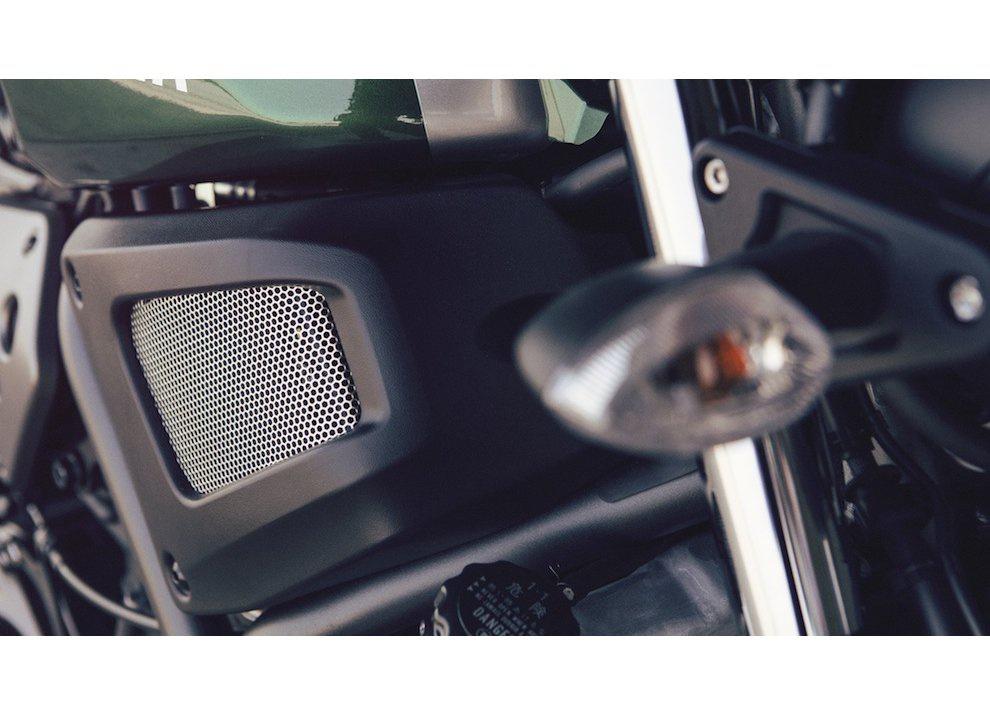 Yamaha Faster Sons XSR700 Euro4, svelato il prezzo - Foto 15 di 30
