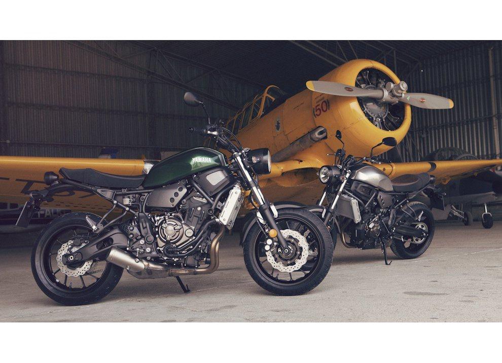 Yamaha Faster Sons XSR700 Euro4, svelato il prezzo - Foto 23 di 30