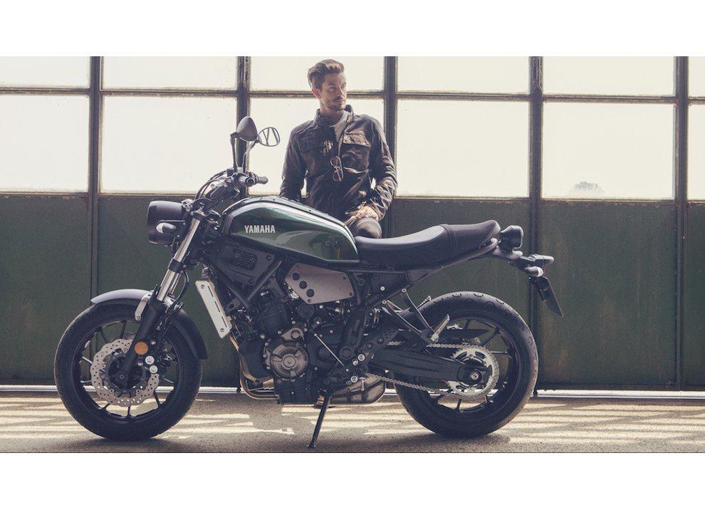 Yamaha Faster Sons XSR700 Euro4, svelato il prezzo - Foto 24 di 30