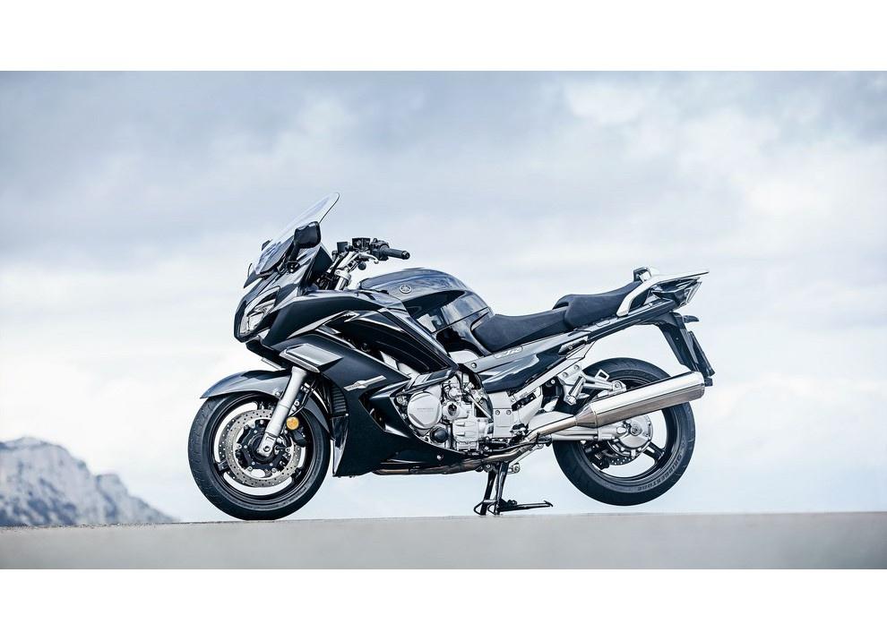 Yamaha FJR 1300 A/AE/AS 2016: il turismo al next level - Foto 23 di 50