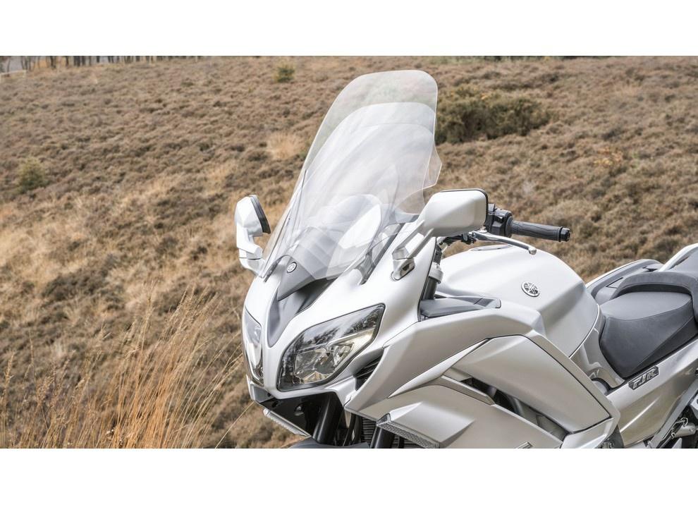 Yamaha FJR 1300 A/AE/AS 2016: il turismo al next level - Foto 39 di 50