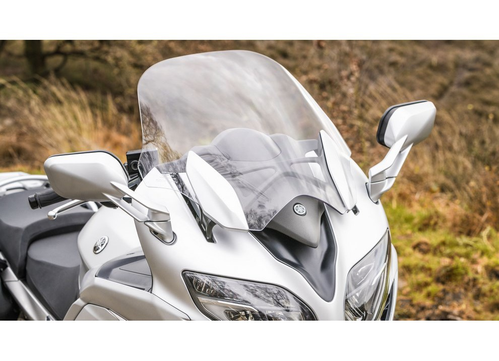 Yamaha FJR 1300 A/AE/AS 2016: il turismo al next level - Foto 48 di 50