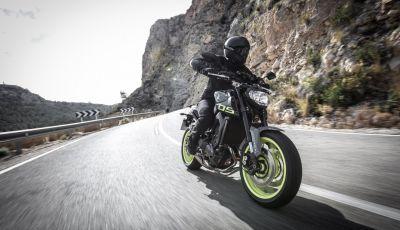 Yamaha MT e Sport Touring 2016: una serie di test-ride per provarle